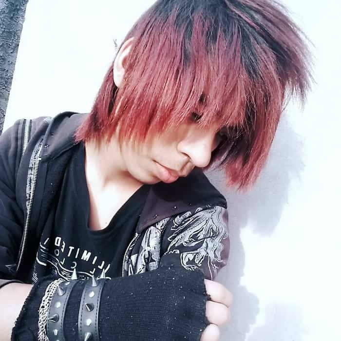 12 unique short emo hairstyles for guys 2020 hairstylecamp Emo Hair Tutorial For Guys Short Hair Ideas