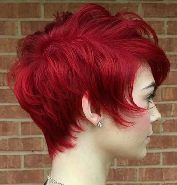 20 chic short hairstyles for women 2021 pretty designs Short Hairstyles For Red Hair Ideas