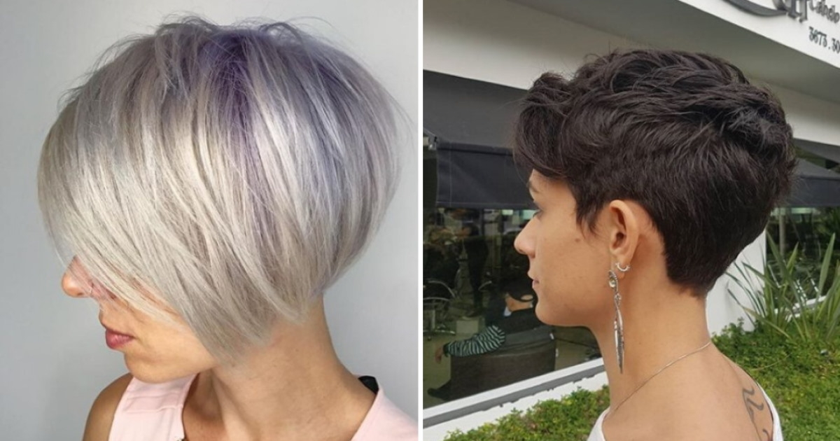 60 photos to give you inspiration for your next short haircut Pictures Of Short Haircuts Ideas