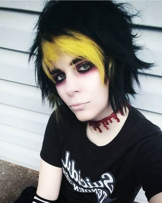 Awesome 12 unique short emo hairstyles for guys 2020 hairstylecamp Emo Hair Tutorial For Guys Short Hair Inspirations