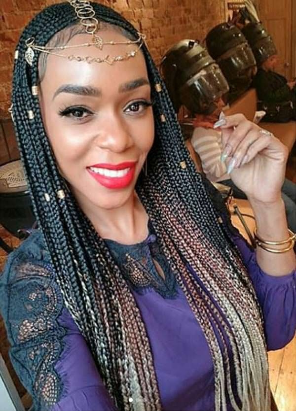 Awesome 120 best braided style ideas for black women Braiding Styles For African Hair Choices