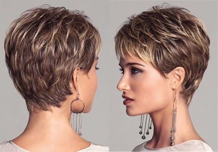Awesome 15 euphoric short hairstyles for thick wavy hair Short Haircuts For Thick Wavy Hair Choices