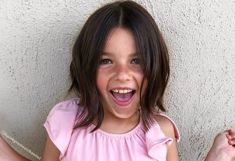 Awesome 18 cutest short hairstyles for little girls in 2020 Cute Short Haircuts For 12 Year Olds Ideas