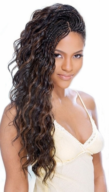 Awesome 23 cute african american braided hairstyles every black American Braided Hairstyles