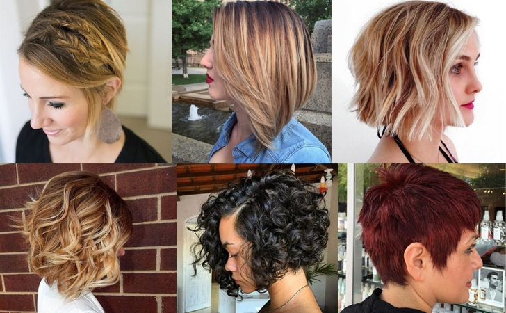Awesome 30 best short hairstyles haircuts 2021 bobs pixie New Style For Short Hair Ideas