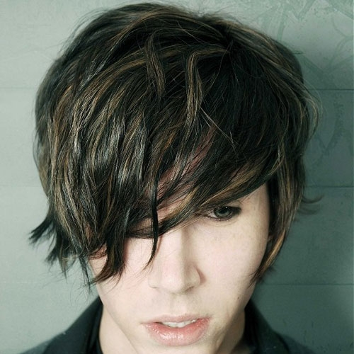 Awesome 35 cool emo hairstyles for guys 2020 guide Emo Hair Tutorial For Guys Short Hair Choices