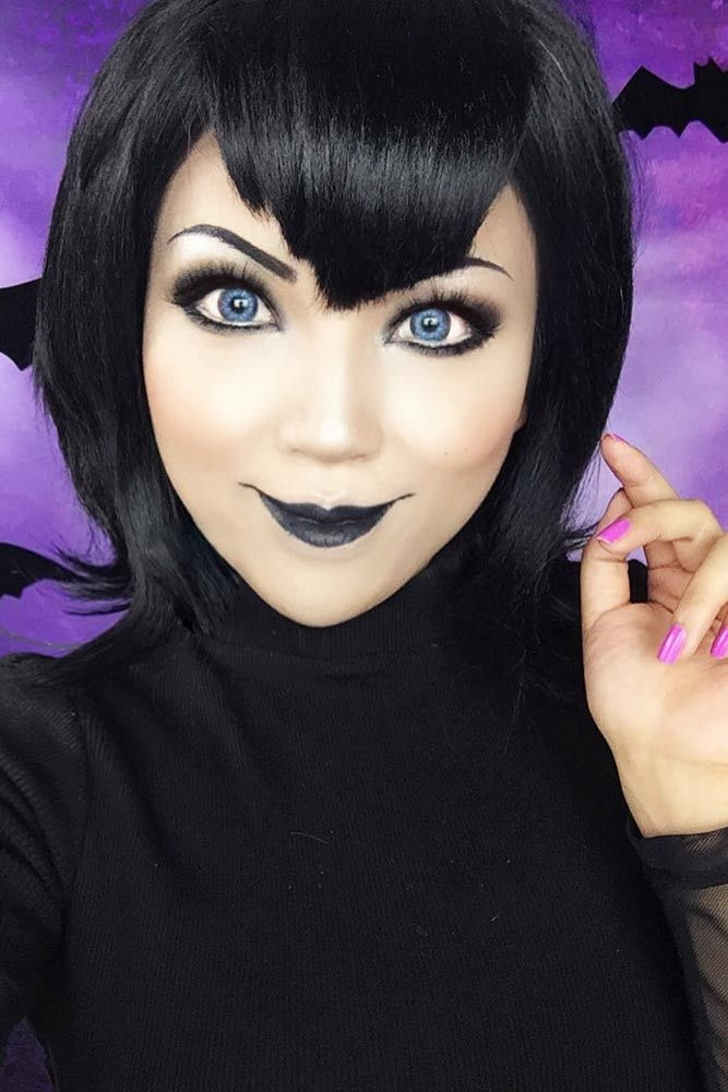 Awesome 40 fancy halloween hairstyles for short hair Cute Halloween Hairstyles For Short Hair Inspirations
