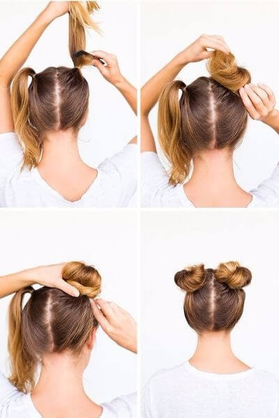 Awesome 50 incredibly easy hairstyles for school to save you time School Hairstyles For Short Hair Easy Choices