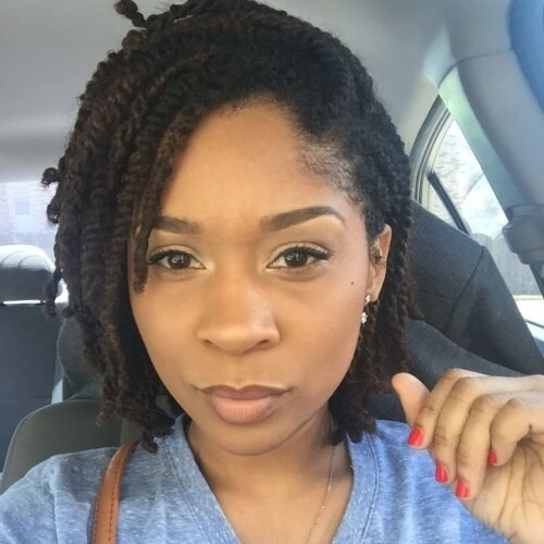Awesome 50 protective hairstyles for natural hair for all your needs Cute Protective Styles For Short Natural Hair Choices