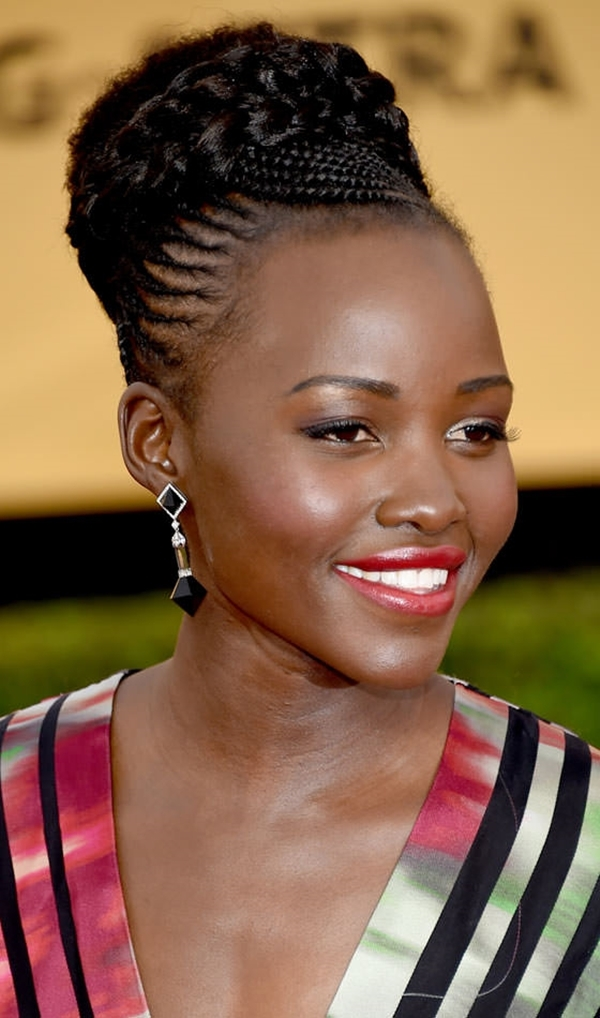 Awesome 66 of the best looking black braided hairstyles for 2020 Braided Updos African American Hair Ideas