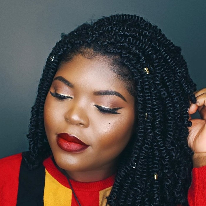 Awesome 8 protective styles for women with short natural hair Cute Protective Styles For Short Natural Hair Inspirations