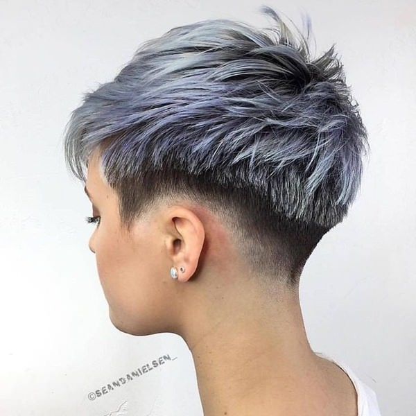 Awesome 90 sexy and sophisticated short hairstyles for women Short Edgy Hair Styles Ideas