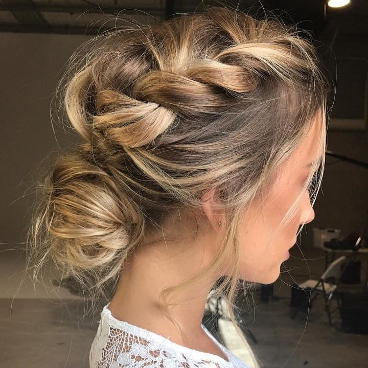 Awesome drop dead gorgeous loose updos hairstyle hair styles Loose Braid Updo Long Hair Inspirations