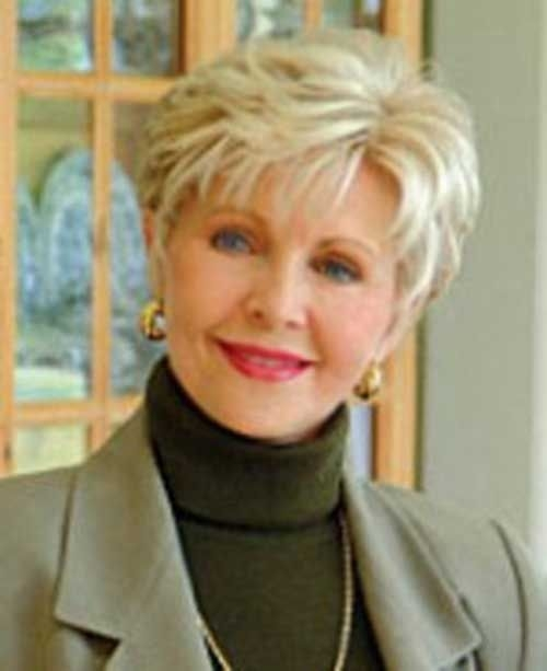 Awesome pin on hair cuts Short Hair Styles For Senior Women Choices