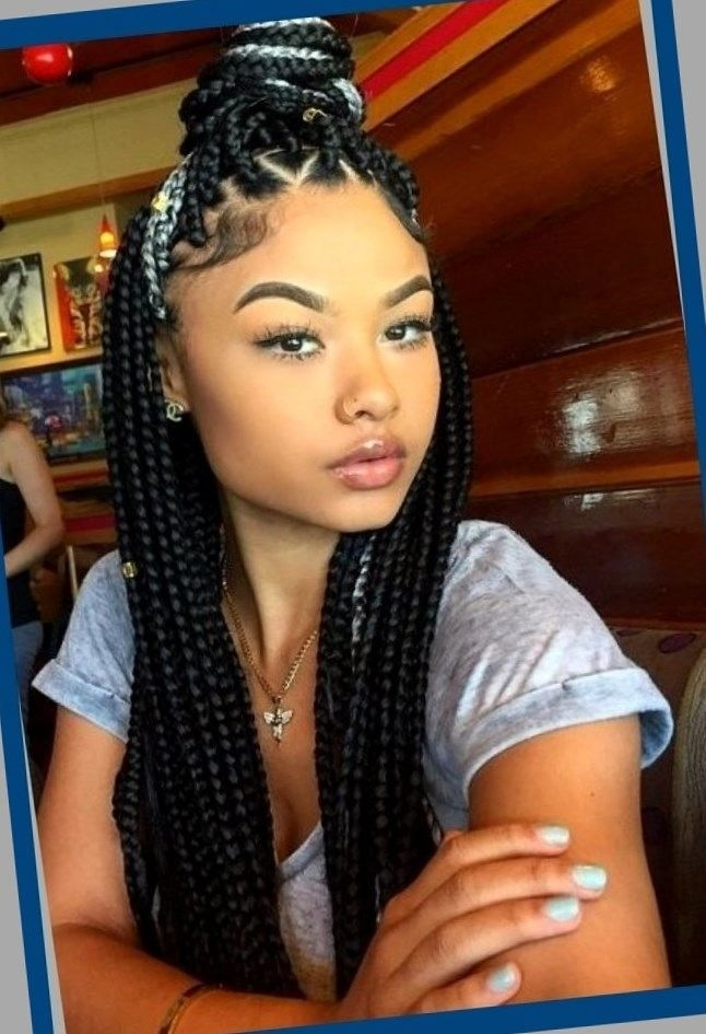 Awesome pin on natural hair styles American Braided Hairstyles Designs