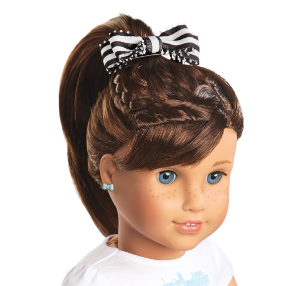 Awesome sneak peek new goty 2015 grace thomas items soon Cute Hairstyles For American Girl Doll Grace Designs