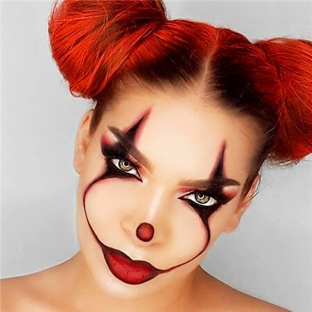 Awesome the top 10 easy halloween hairstyles hair ideas Cute Halloween Hairstyles For Short Hair Inspirations