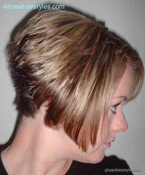 Awesome wedge haircut back view photos 5 497600 pixels short Short Wedge Haircuts Back View Ideas