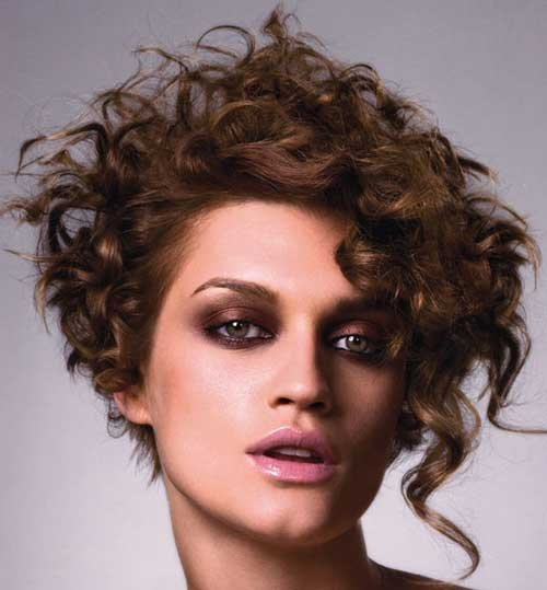 Best 10 short haircuts for curly frizzy hair short hairstyles Short Haircuts For Thick Curly Frizzy Hair Choices