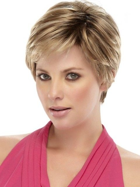Best 15 tremendous short hairstyles for thin hair pictures and Pictures Of Short Haircuts Ideas