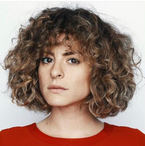 Best 30 best hairstyles for thick hair trending thick haircuts Short Haircuts For Thick Curly Frizzy Hair Inspirations