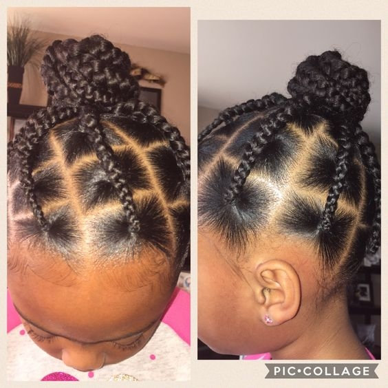 Best 30 easy natural hairstyles ideas for toddlers coils and glory Simple African American Hairstyles Designs
