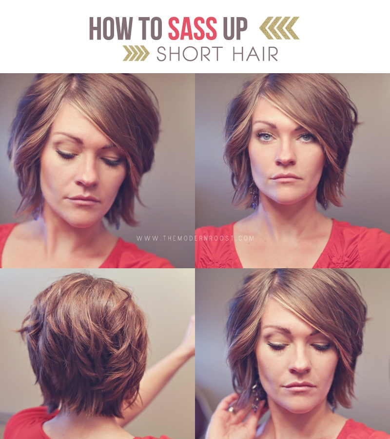 Best 30 short hairstyles for that perfect look cute diy projects Diy Haircuts For Short Hair Inspirations
