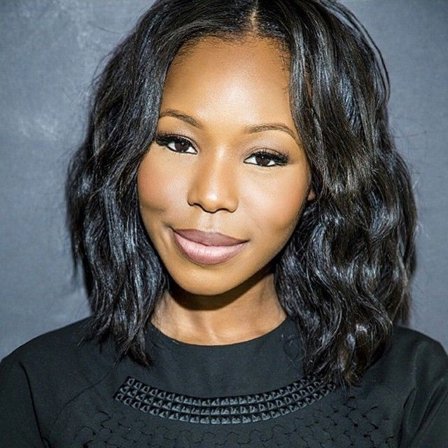 Best 30 trendy bob hairstyles for african american women 2021 African American Loose Curls Hairstyles