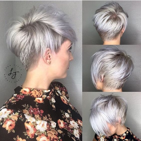 Best 30 trendy stacked hairstyles for short hair practicality Short Haircuts With Stacked Back Ideas