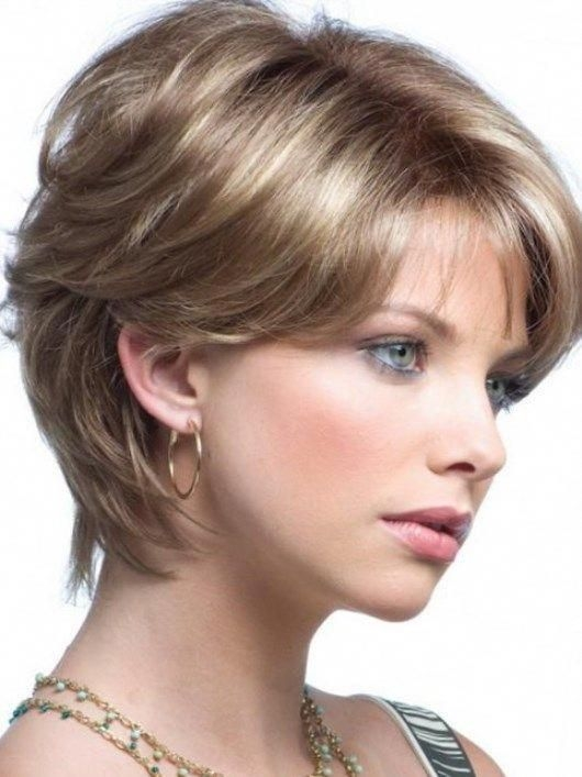 Best 40 short hairstyles ideas for your pinterest board board Short Layered Hairstyles For Thick Hair Pinterest Ideas