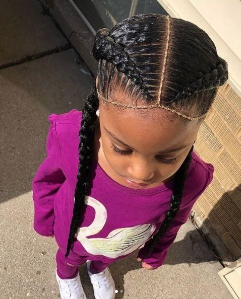Best 50 best hairstyles for african american girls in school Easy Hairstyles For African American Girls Ideas