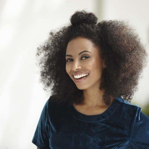 Best 56 best natural hairstyles and haircuts for black women in 2020 Best Haircuts For African American Hair Ideas