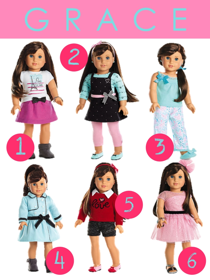 Best ag january release 2015 lulus thoughts american girl Cute Hairstyles For American Girl Doll Grace Designs