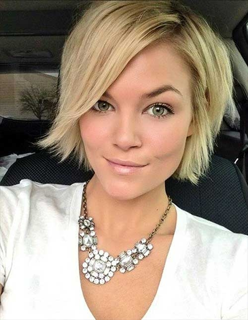 Best best short haircuts for straight fine hair Best Short Haircut For Fine Hair Inspirations