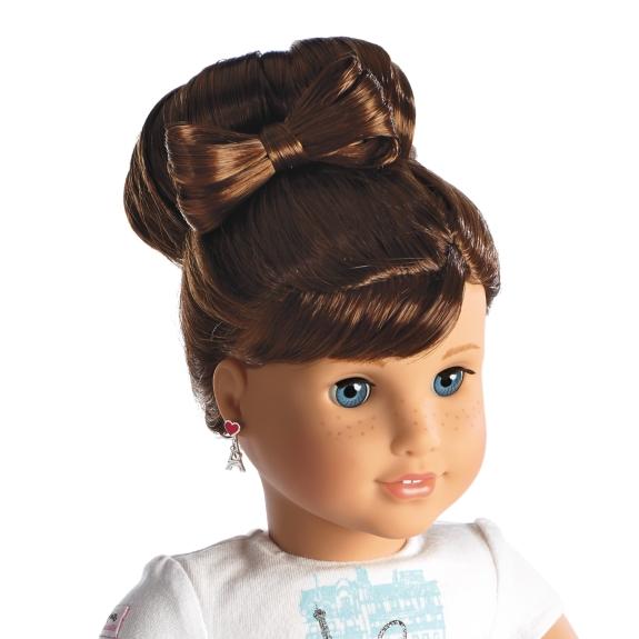 Best lissie lilly sneak peek new goty 2015 grace thomas items Cute Hairstyles For American Girl Doll Grace Ideas