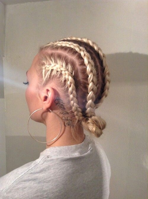 Best pin on natural hair love and style ideas White Hair Braid Styles Inspirations