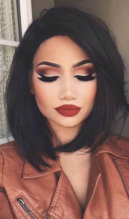 Best short hairstyles for parties for 2019 hairstyles parties Makeup For Short Hair Styles Ideas