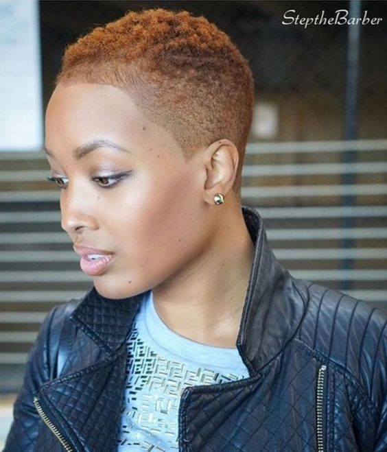 Best short natural african american hairstyles short hair Short Hairstyles For African American Natural Hair Ideas