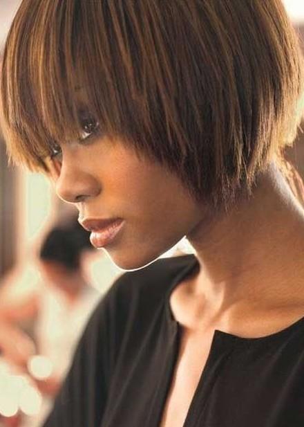 Elegant 25 beautiful african american short haircuts hairstyles Cute Short Hairstyles For African Americans Designs