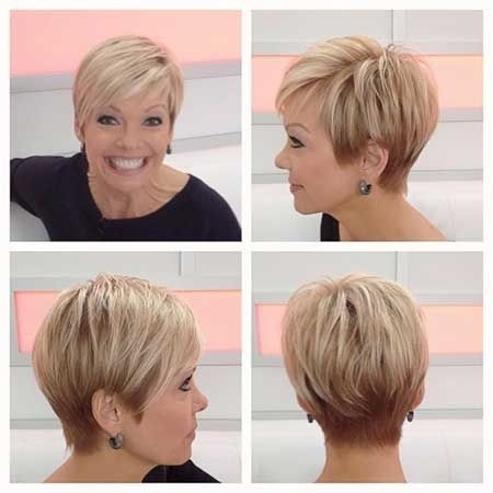 Elegant 25 easy short hairstyles for older women popular haircuts Short Hair Styles For Senior Women Choices
