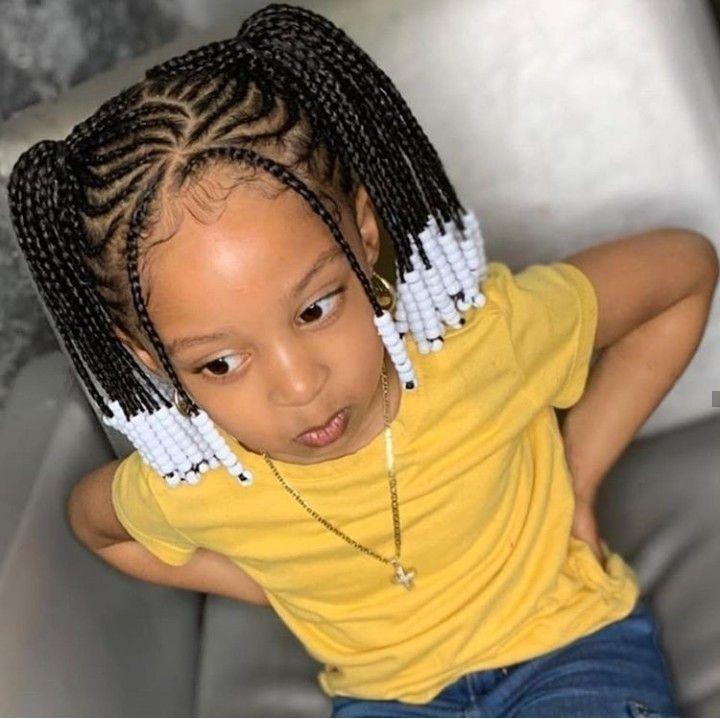 Elegant 35 coole kinder haarschnitte fr 2020 frisuren kinder Kids Hairstyle Braids Ideas