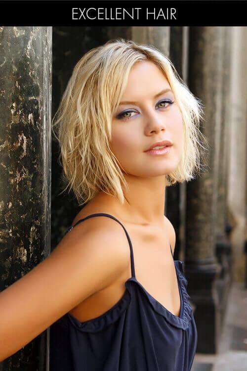 Elegant 41 flattering short hairstyles for long faces in 2020 Short Hairstyles For Fine Hair Long Face Choices
