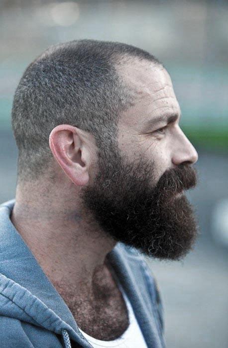 Elegant 50 short hair with beard styles for men sharp grooming ideas Short Hair And Beard Styles Ideas
