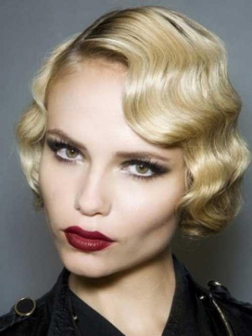 Elegant 50s hairstyles for short hair the best short hairstyles Short Hair Vintage Style Choices