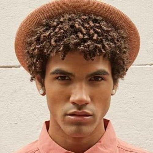 Elegant 55 awesome hairstyles for black men video men African American Men Hair Styles