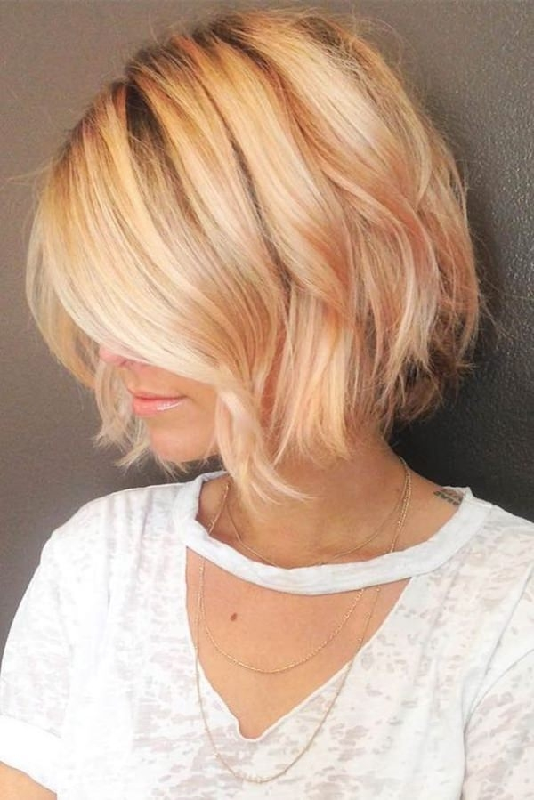 Elegant 61 charming stacked bob hairstyles that will brighten your day Styling Short Bob Hair Inspirations