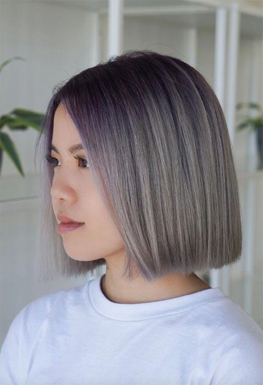 Elegant 61 cute short bob haircuts short bob hairstyles for 2020 Short Haircuts Bobs Inspirations