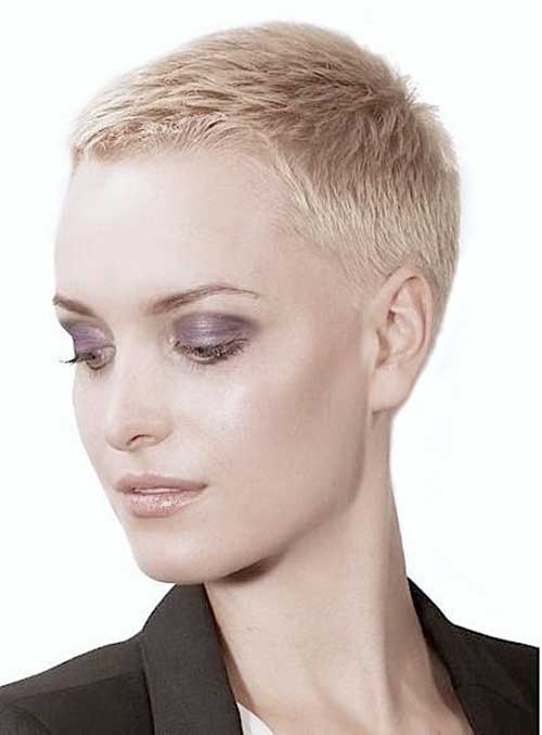 Elegant super short haircuts for modern and unique look Extra Short Hair Styles Ideas
