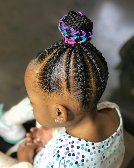 Fresh 30 easy natural hairstyles ideas for toddlers coils and glory Cute Hairstyles For Black Babies With Short Hair Ideas
