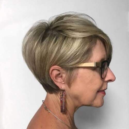 Fresh 40 cute youthful short hairstyles for women over 50 Short Hairstyles For Fifties Choices